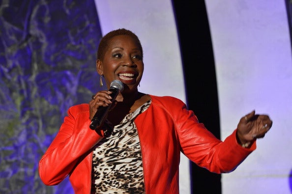 Fix Your Life in 2015 with Iyanla Vanzant