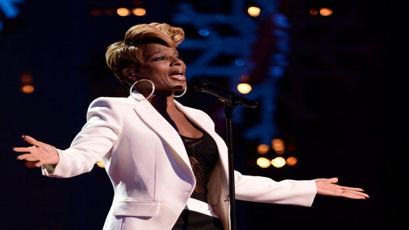 """New Music: Mary J. Blige Joins Sam Smith on """"Stay With Me"""""""