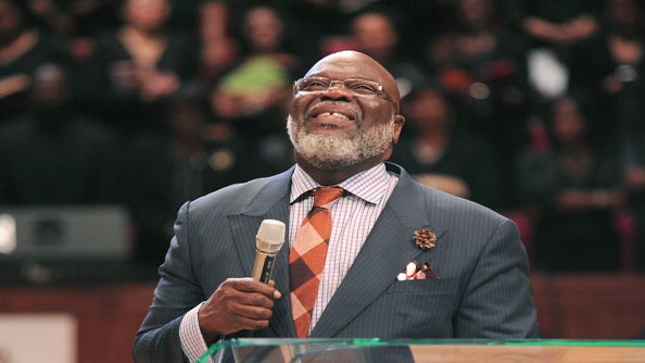 T.D. Jakes Has a Talk Show in the Works
