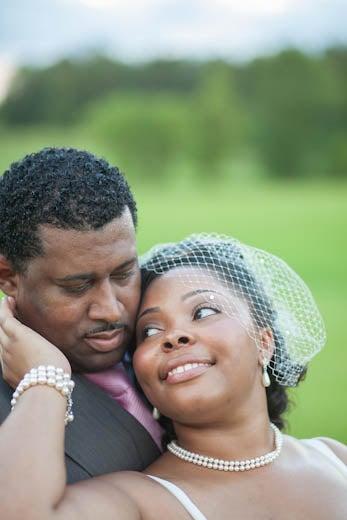 Bridal Bliss: Melanie and Dwayne's Mississippi Wedding