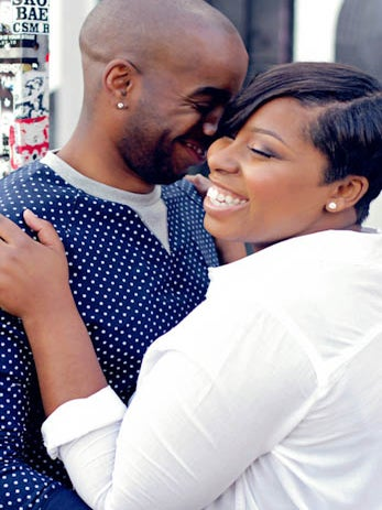 Just Engaged: Minah and Aaron's Engagement Story