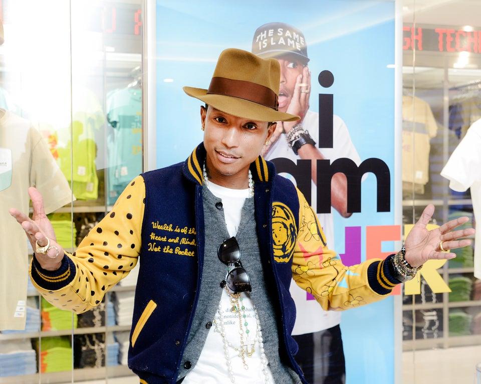 Coffee Talk: Pharrell Receives Key to Hometown of Virginia Beach