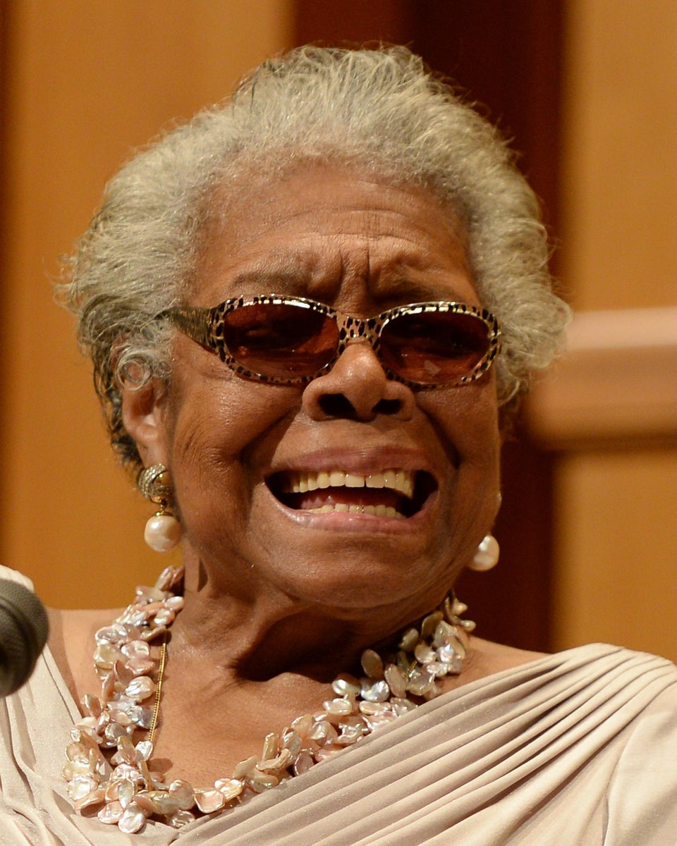 VIDEO: Watch Maya Angelou's Memorial