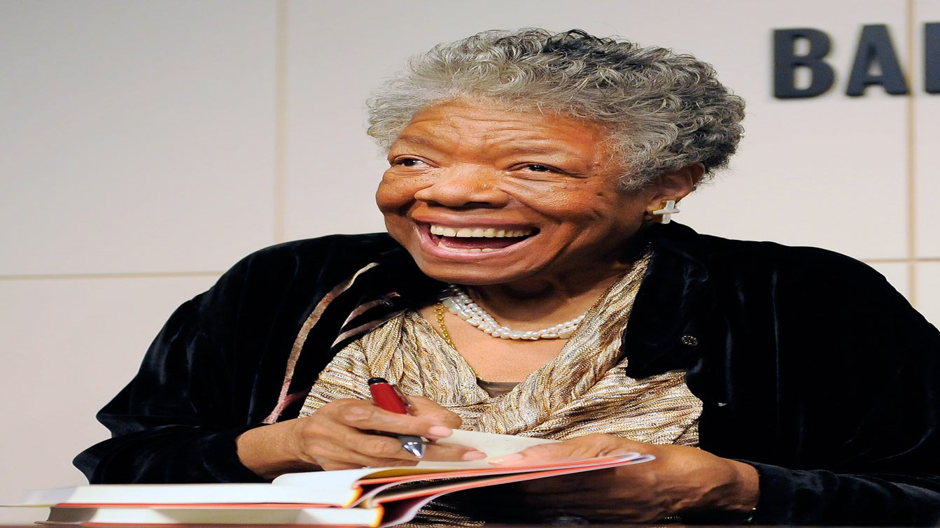 Watch Maya Angelou's Memorial at Riverside Church