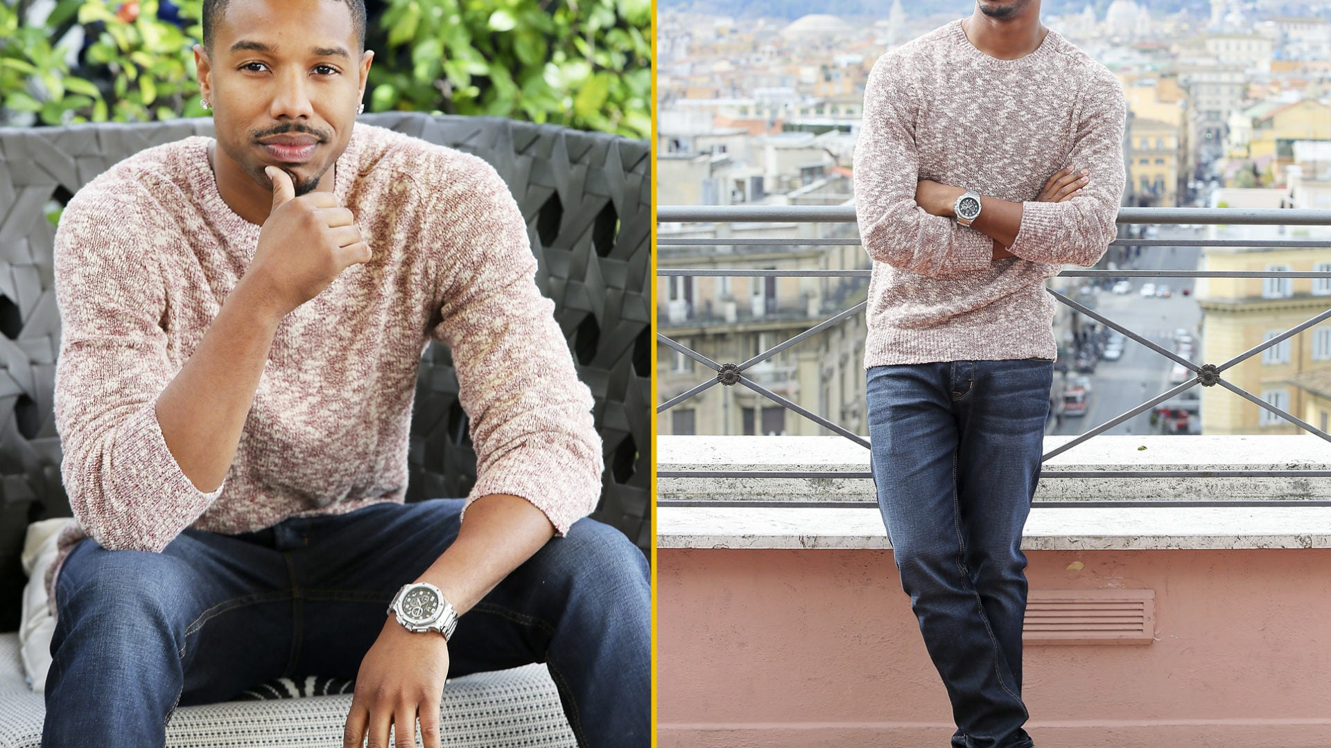 Michael B. Jordan Answers ESSENCE's Questions on Faith and Spirituality
