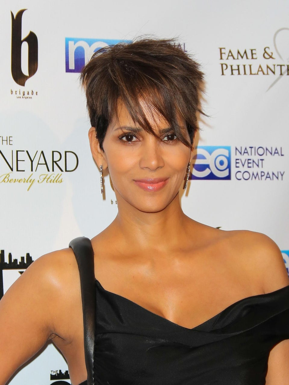 Halle Berry on Post-Baby Body: 'I'm Healthy, I'm Happy. That's All That Matters'