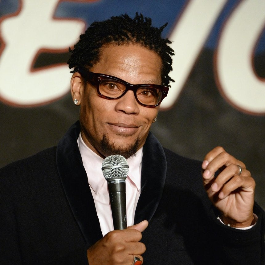 Sound-Off: Abuse Isn't Funny, D.L. Hughley