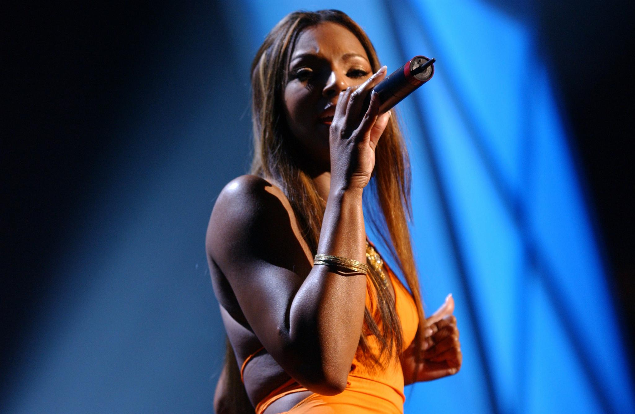 Relive The Moment: Ashanti on Tributing Luther Vandross Tribute