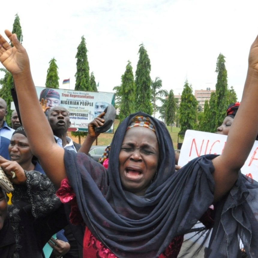 Today Marks the 6-Month Anniversary of Kidnapping of Nigerian Schoolgirls
