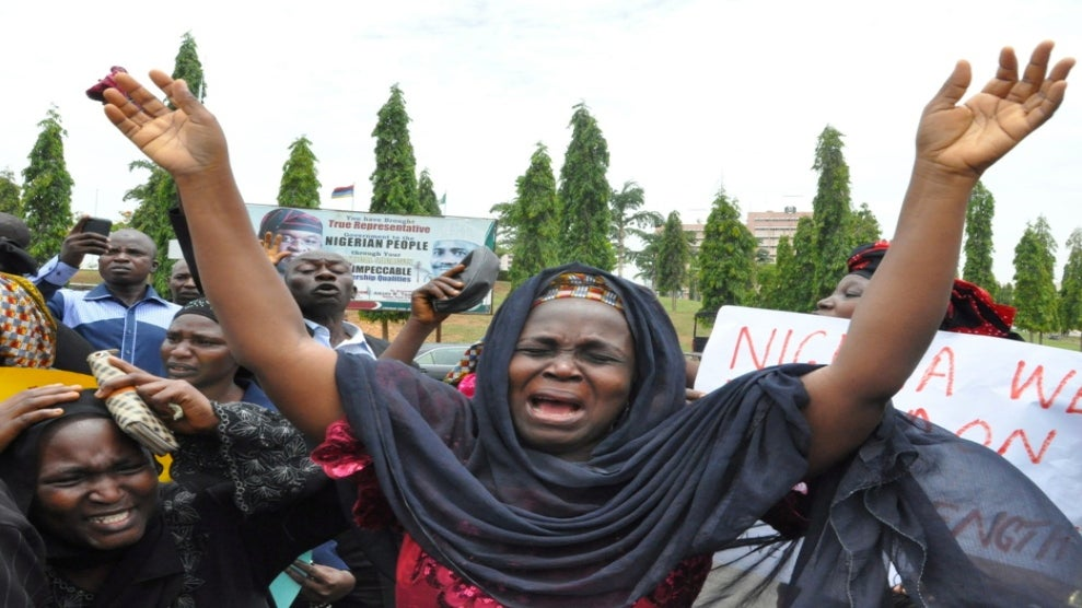 Report: 8 More Girls Kidnapped from Nigerian Village