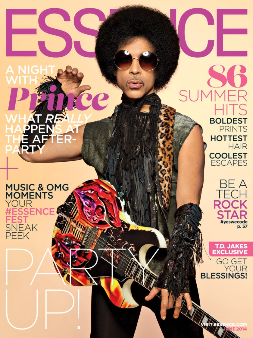 A Rare Prince Interview From the ESSENCE Archives