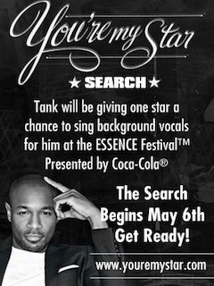 """Tank To Launch """"You're My Star"""" Contest"""