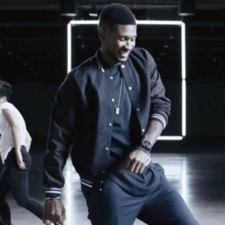 Must-See: Usher's 'Good Kisser' Video Teaser