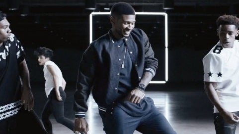 Must-See: Usher's 'Good Kisser' Video Teaser