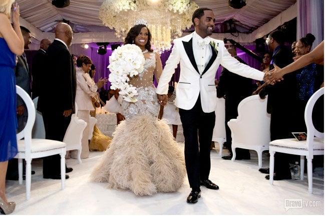 Kandi Burruss and Todd Tucker Celebrate Two-Year Wedding Anniversary