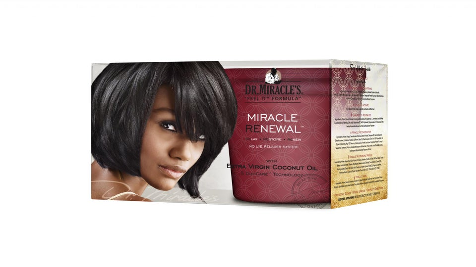 Must-Try: Dr. Miracle's Renewal Relaxer System