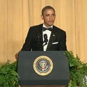 Must-See: Watch President Obama's White House Correspondents' Speech