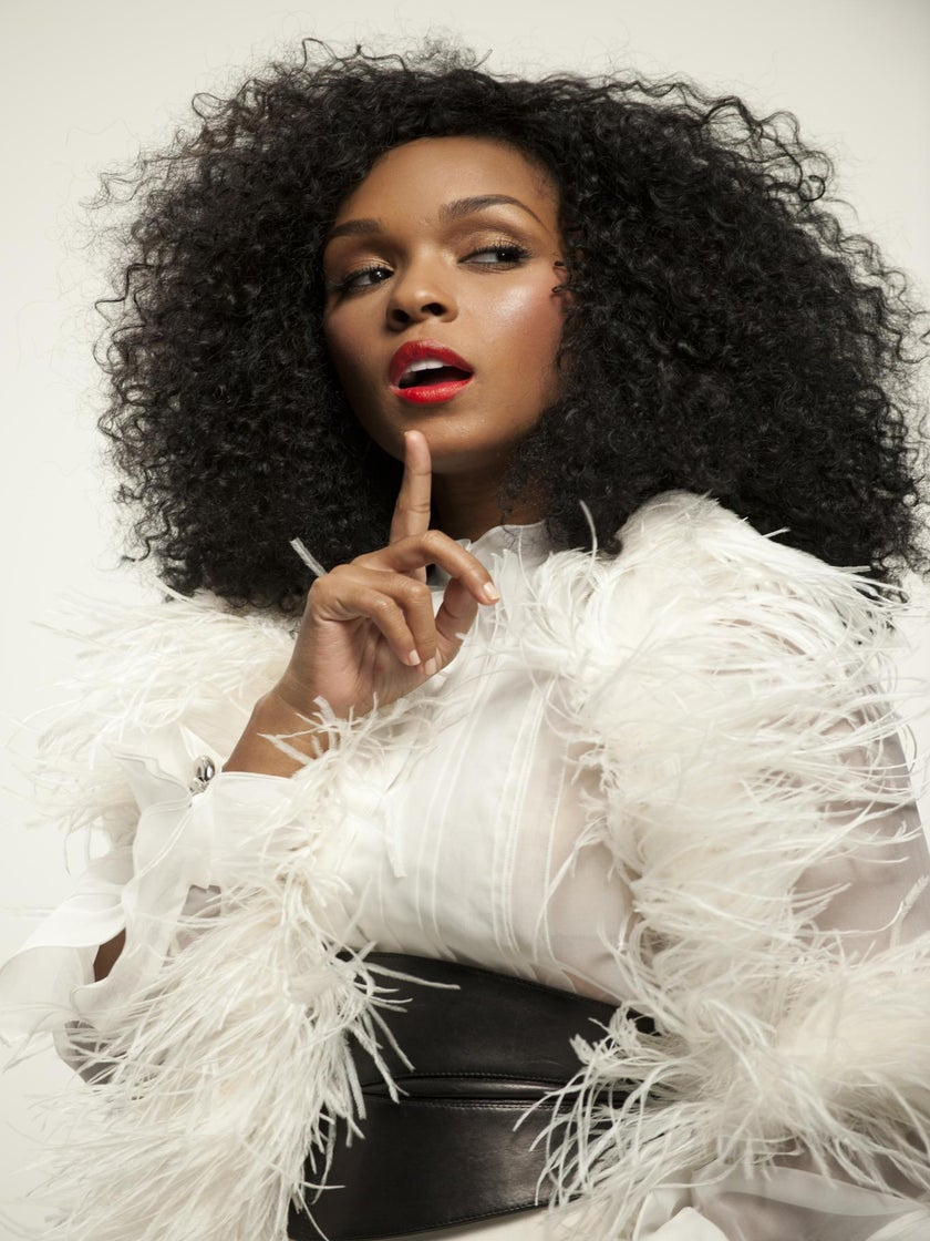 Janelle Monae Shares Her Hair Journey and Gives Advice