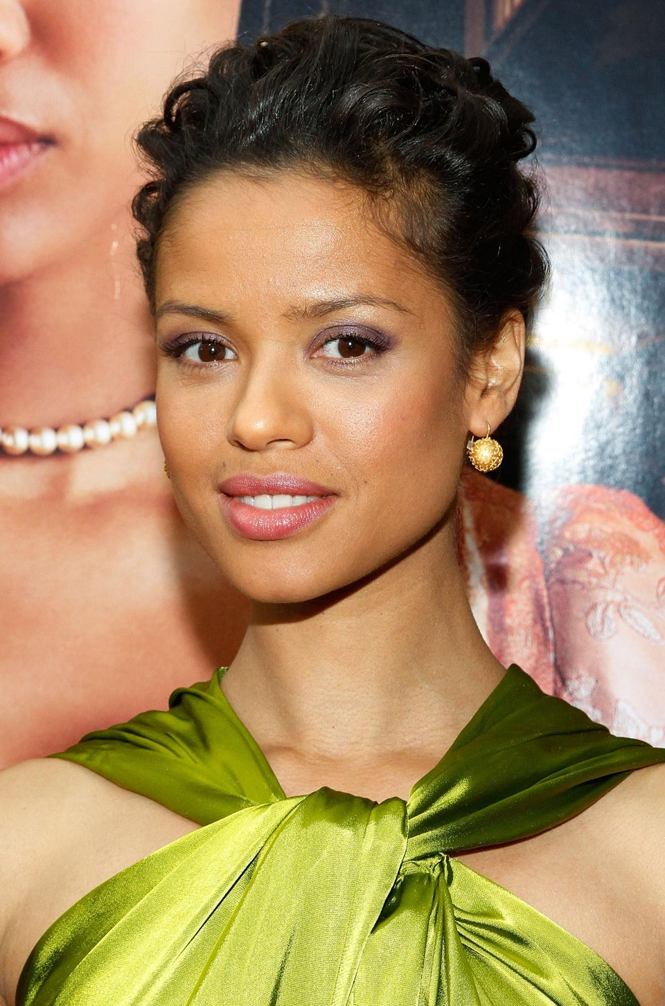First Look At Gugu Mbatha-Raw's Hair Scene In 'BELLE'