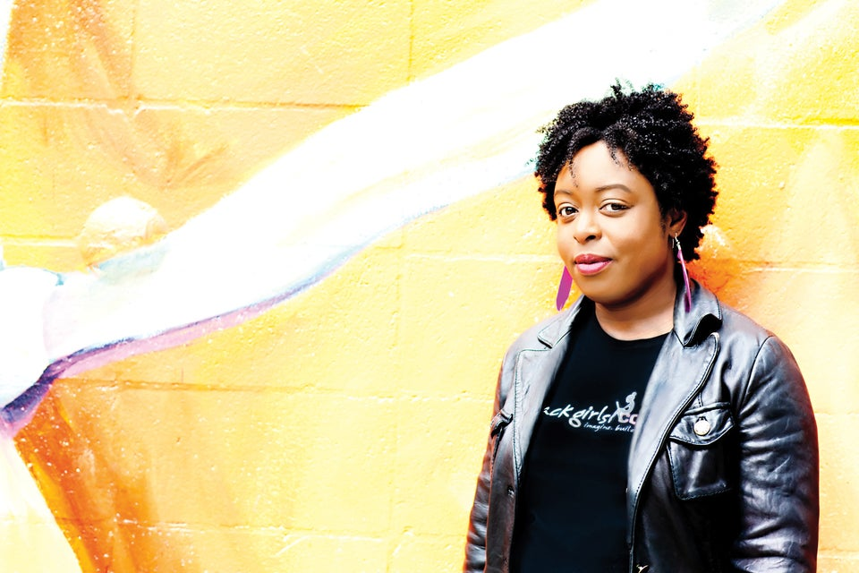 Black Women and the Tech Boom