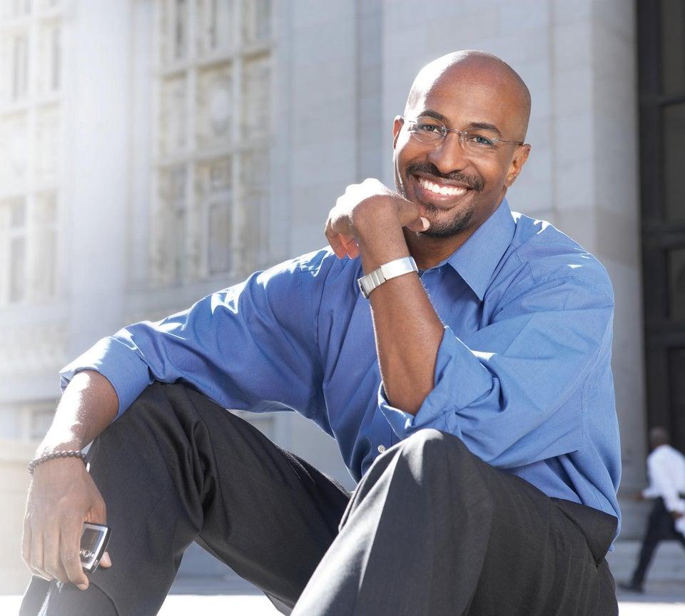 Van Jones: Giving Black Geniuses Tools to Win with #YesWeCode
