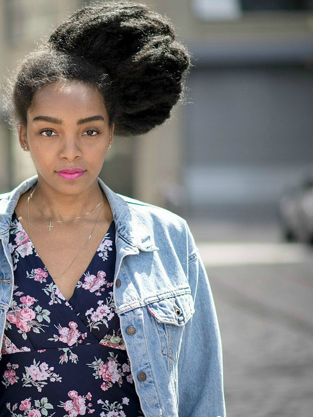 Found in Transition: Cipriana Quann on Learning To Love What You Dislike About Your Hair