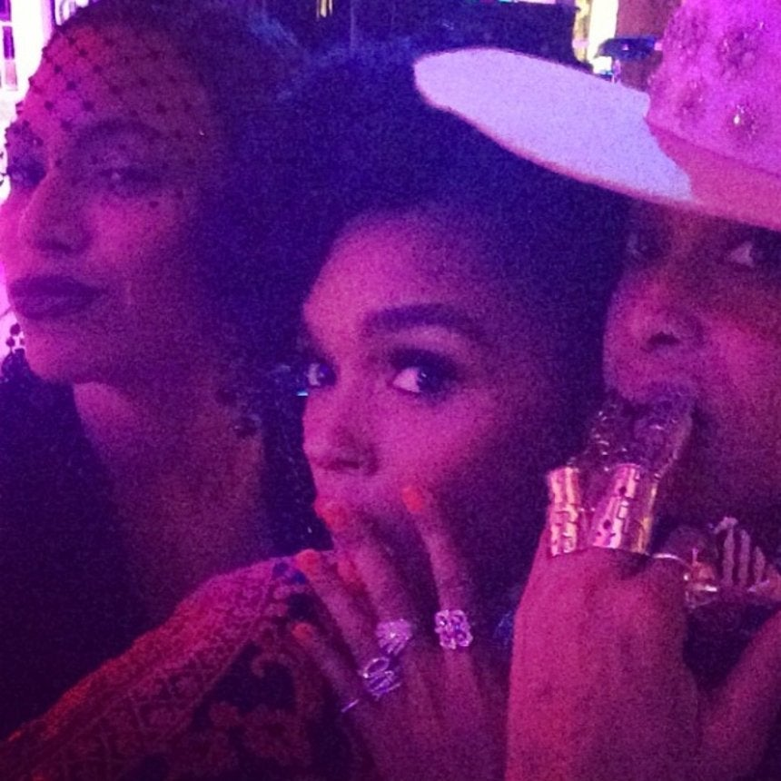 Celeb Cam: Instagram Pics from the 2014 Met Gala