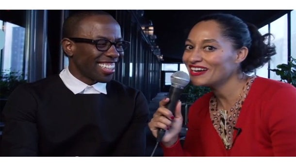 Must See: Tracee Ellis Ross Chats Hair Textures With Michelle Obama's Hairstylist