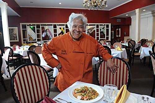 Why Celebs Love Dooky Chase's Restaurant