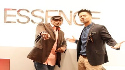 ESSENCE Fest Dream Team: Eric Benét And Calvin Richardson
