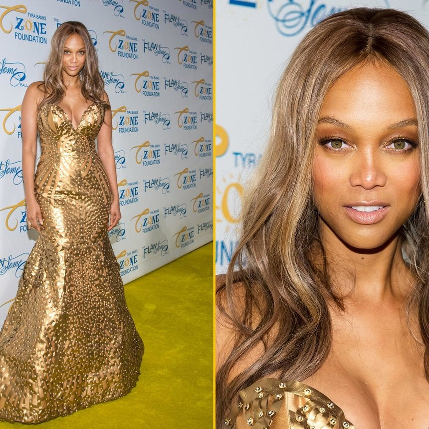 Tyra Banks Announces New Cosmetics Line, TYRA Beauty