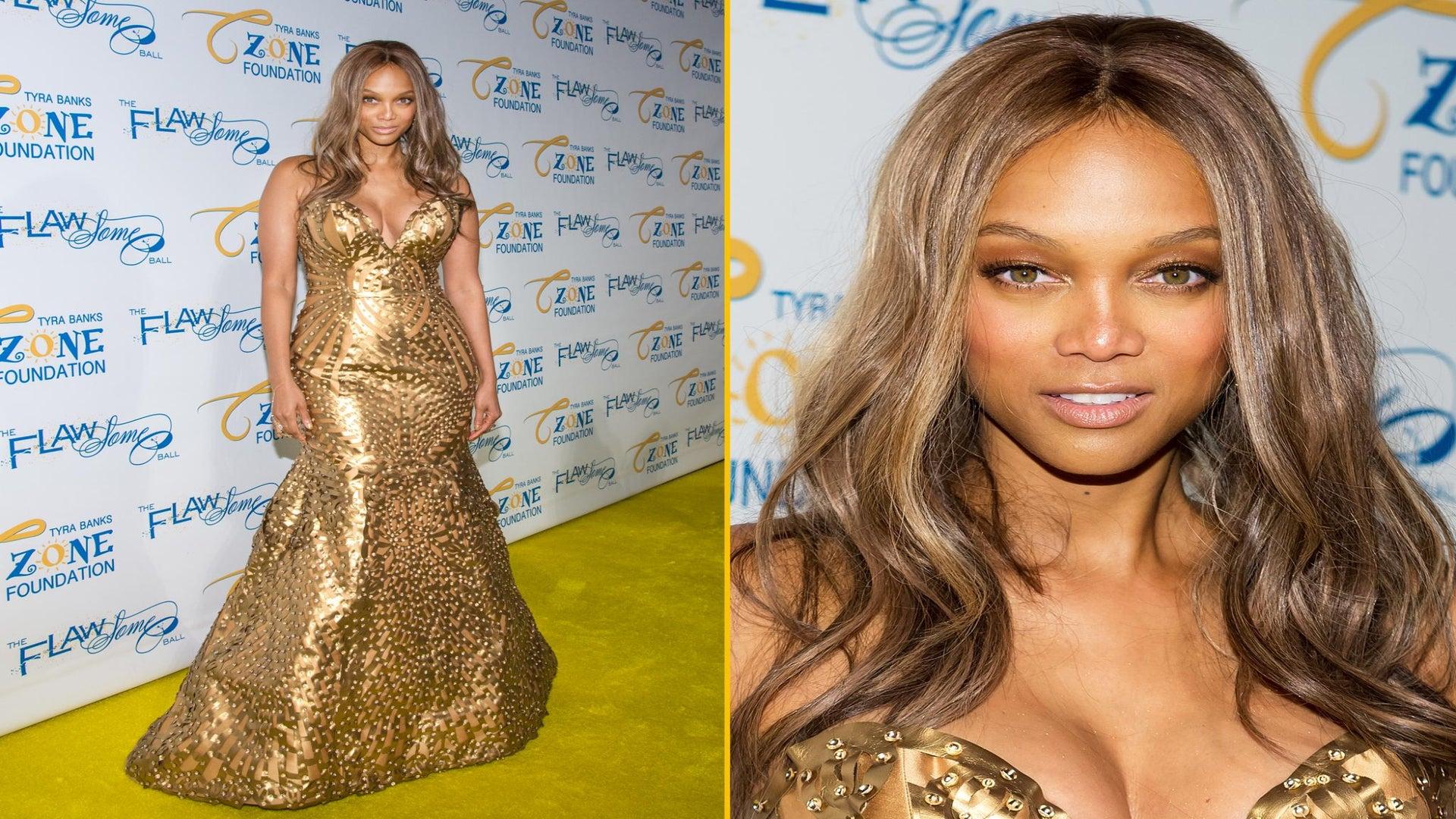 Tyra Banks Announces New Cosmetics Line, TYRA Beauty