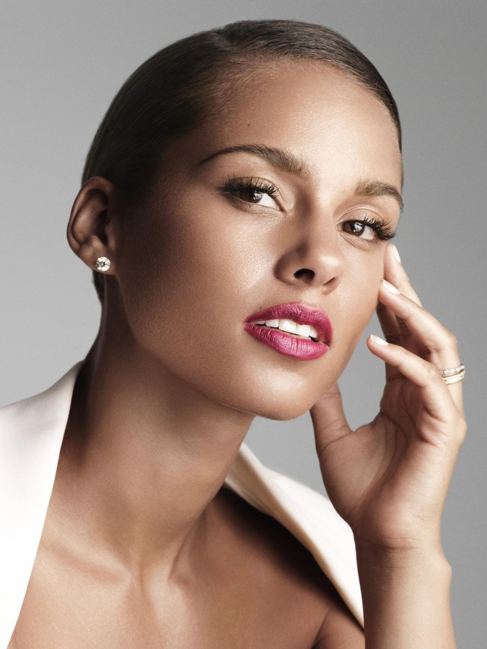 Alicia Keys Is the New Face of Parfums Givenchy