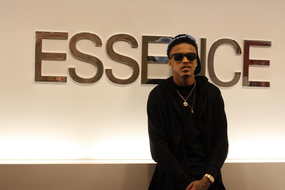 August Alsina Gives His Testimony on How His Mother's Love Catapulted Him to Success