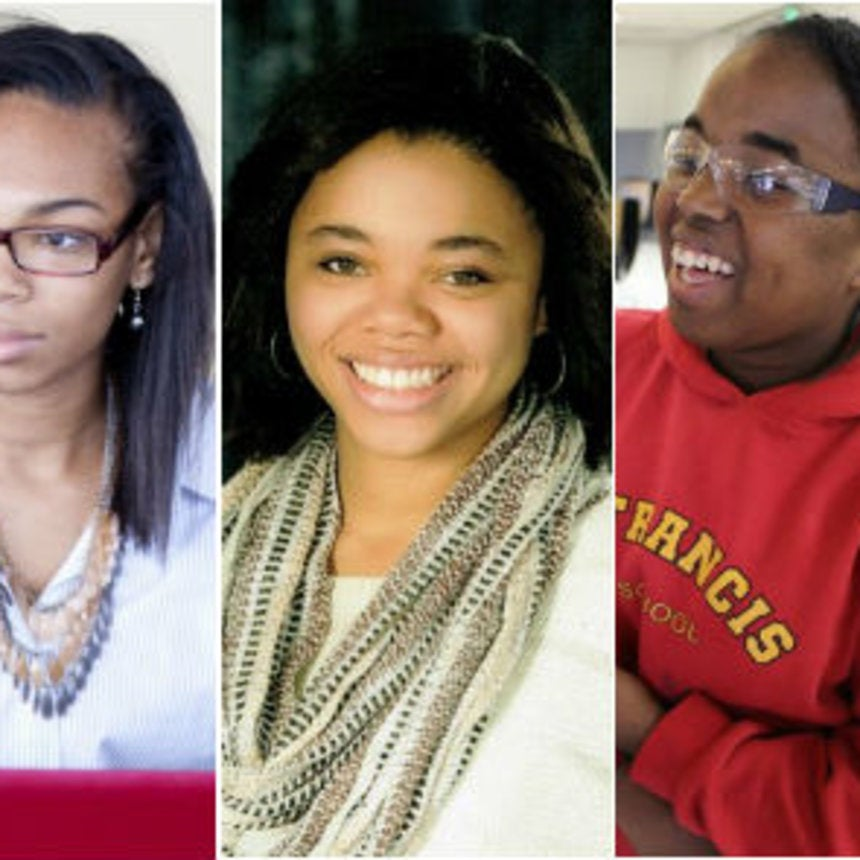 Meet 7 Young Girls Changing the World, One Code at a Time