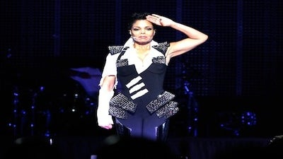 Music Monday: Janet, Ms. Jackson If You're Nasty