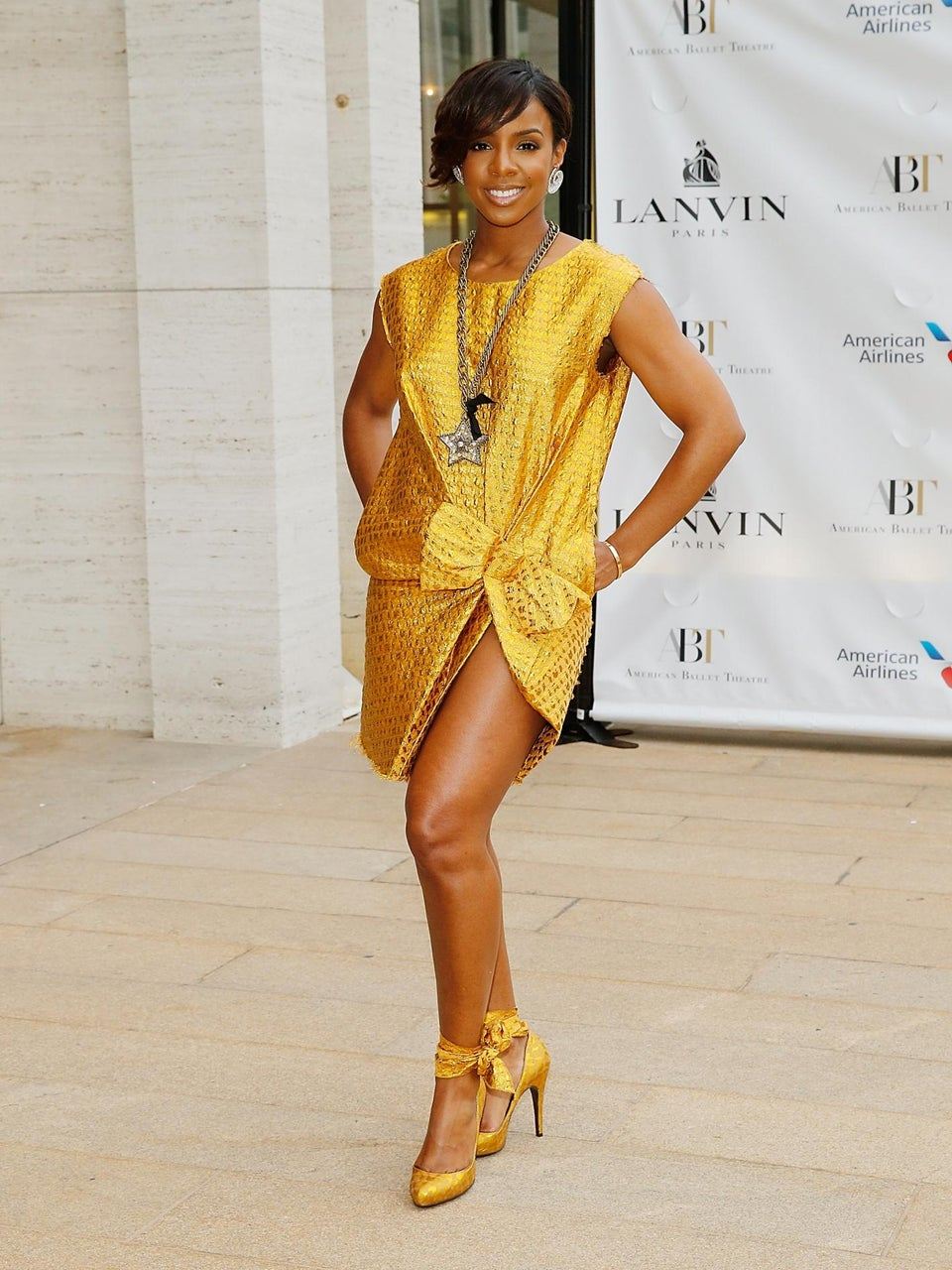 Kelly Rowland Debuts 'The Game' Directed by Spike Lee