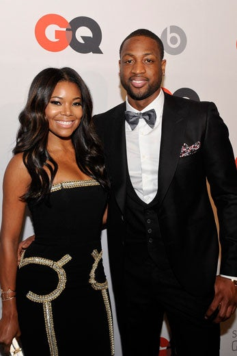 Gabrielle Union and Dwyane Wade Ban Cell Phones At Their Wedding