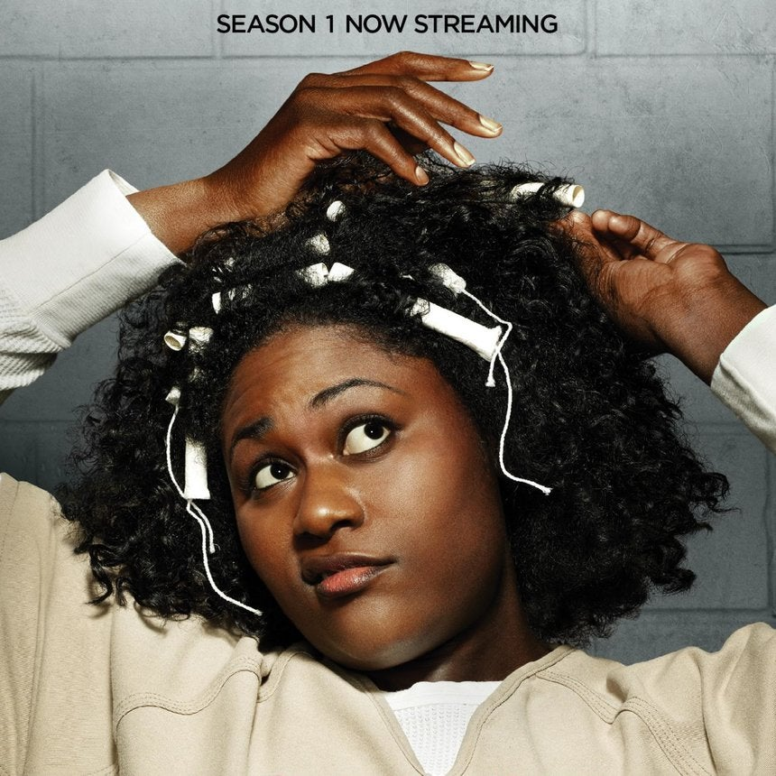 First Look: See New Posters for Season 2 of 'Orange is the New Black'