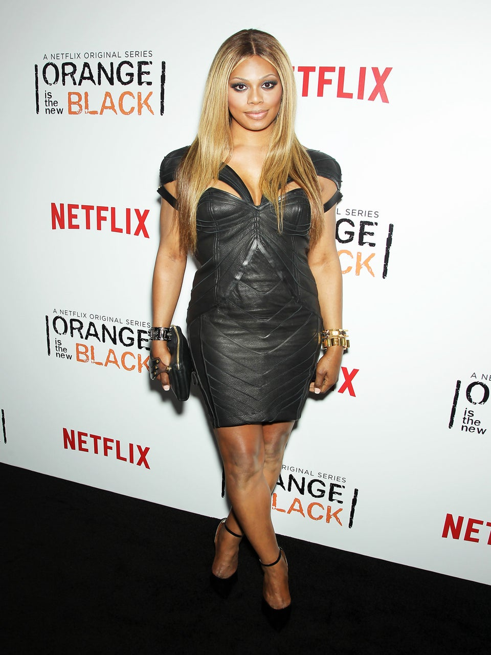 Laverne Cox's Emmy Dream is Closer than Ever for Her 'Orange Is the New Black' Role
