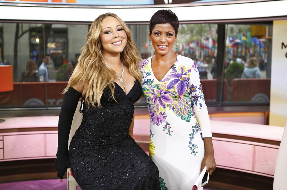 Mariah Carey Kicks off 'The Today Show' Summer Series With New Music