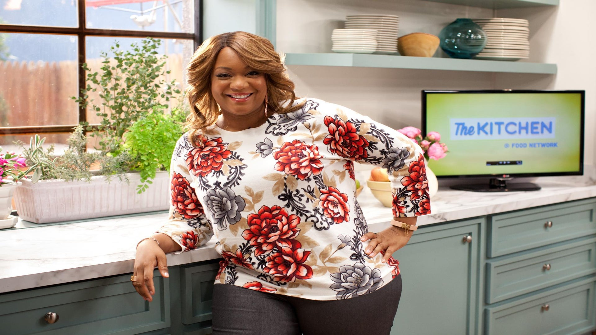 Sunny Anderson on 'The Kitchen,' How Mac and Cheese Changed Her Life