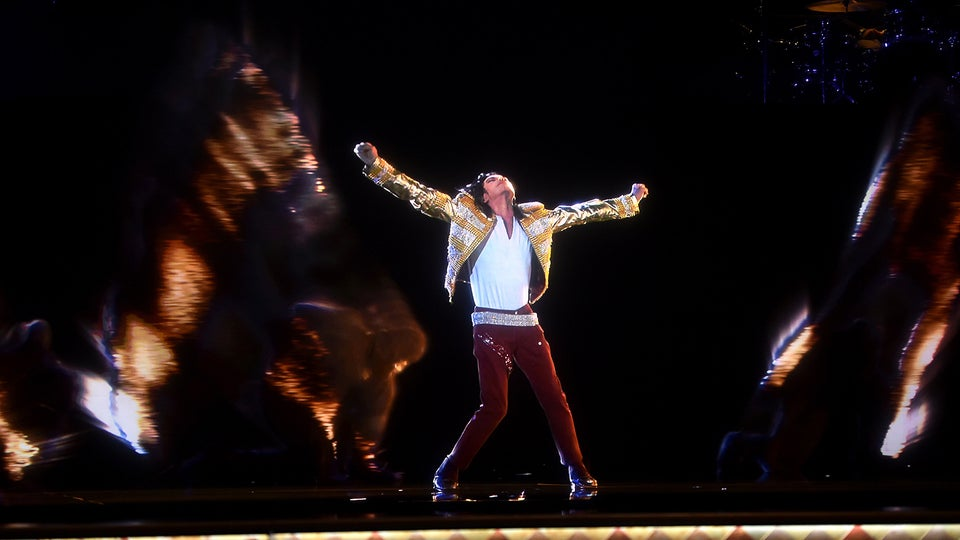 Must-See: Watch Michael Jackson's Hologram Perform at the Billboard Awards