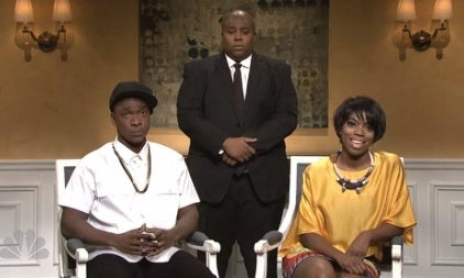 Must-See: 'SNL' Takes on Jay-Z and Solange Elevator Altercation