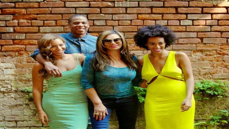 Photo Fab: Beyonce, Jay Z and Solange Are All Smiles in New Orleans
