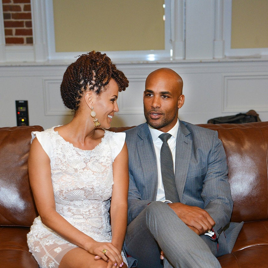 Must-See: Nicole Ari Parker and Boris Kodjoe on Their Daughter's Illness