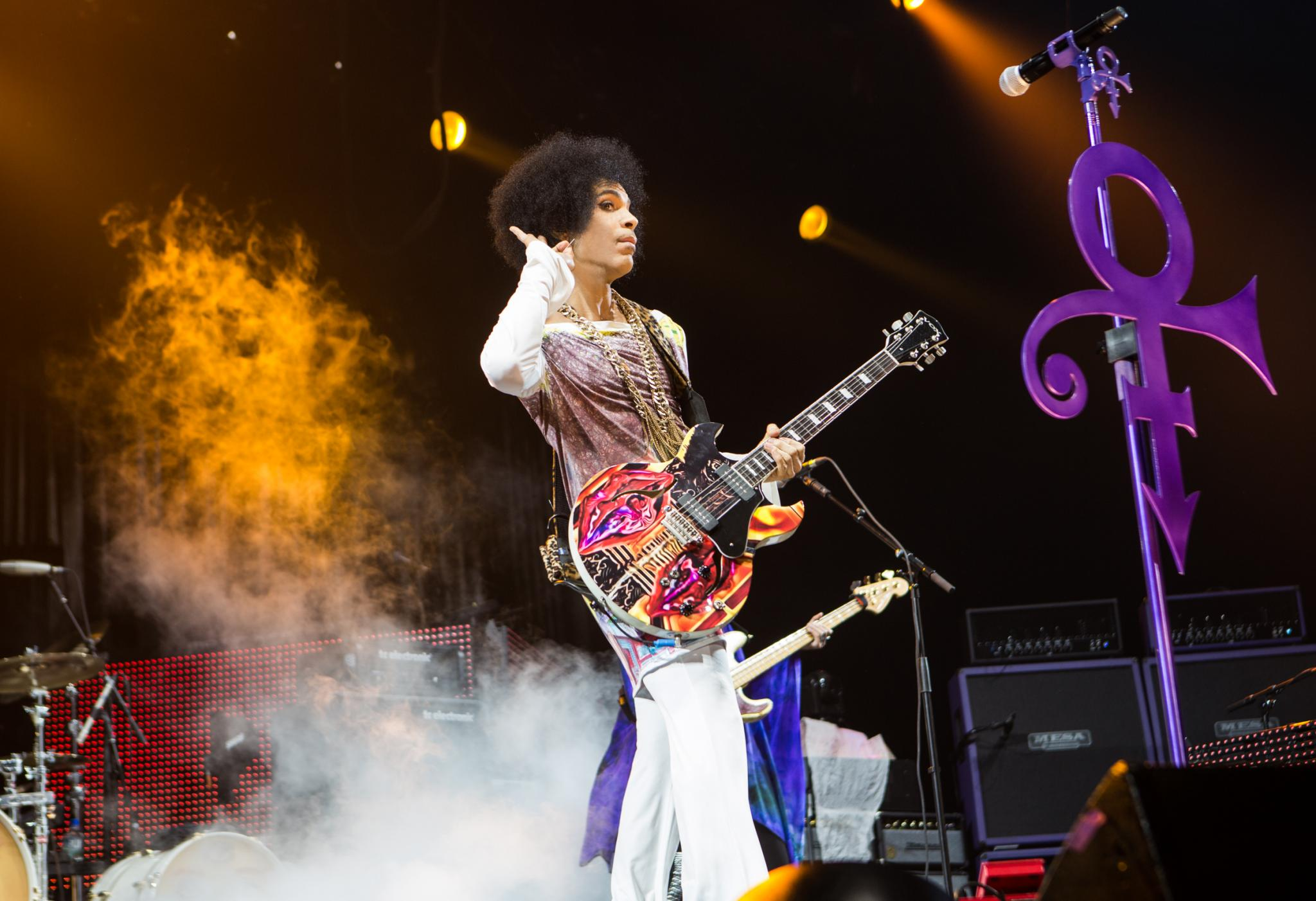 The Purple One Reigns Supreme On 'The Hit And Run Part II' Tour
