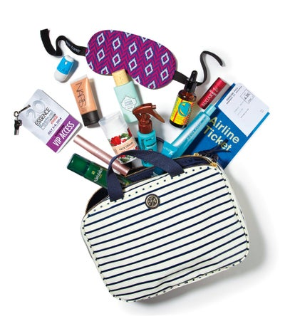 How To: Pack Your Beauty Products
