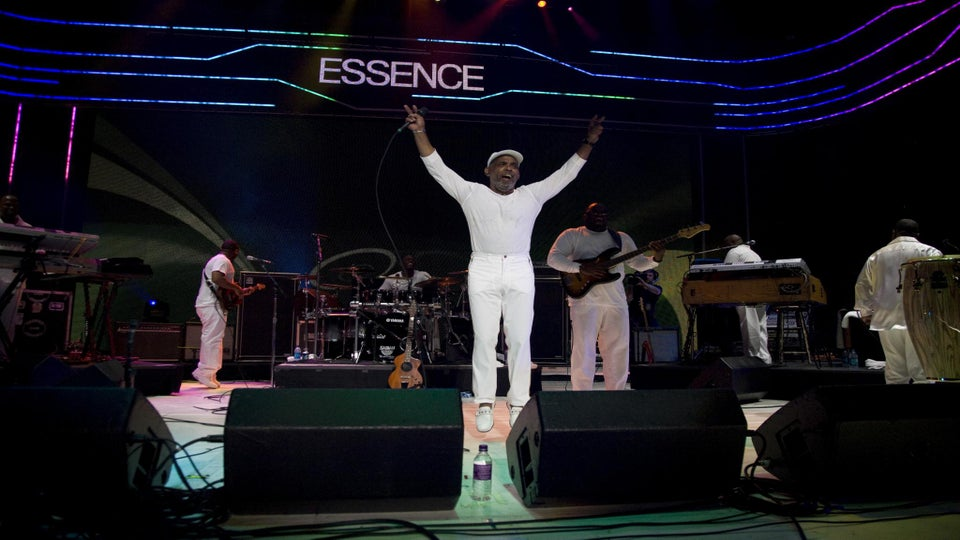 He's Back! Fans Review Frankie Beverly And Maze's Return To ESSENCE Fest