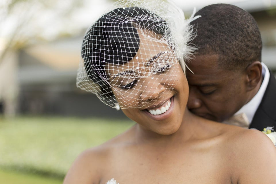 Bridal Bliss: Monique and Nikki's Texas Wedding Story